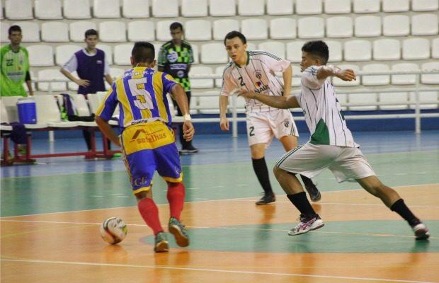 791ea3b70034a Seleção AM Sub-17 de Futsal vai para o Brasileiro em MG e apresenta a  equipe nesta segunda